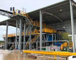 Jord Concentrate Dewatering Facility Queensland C6440