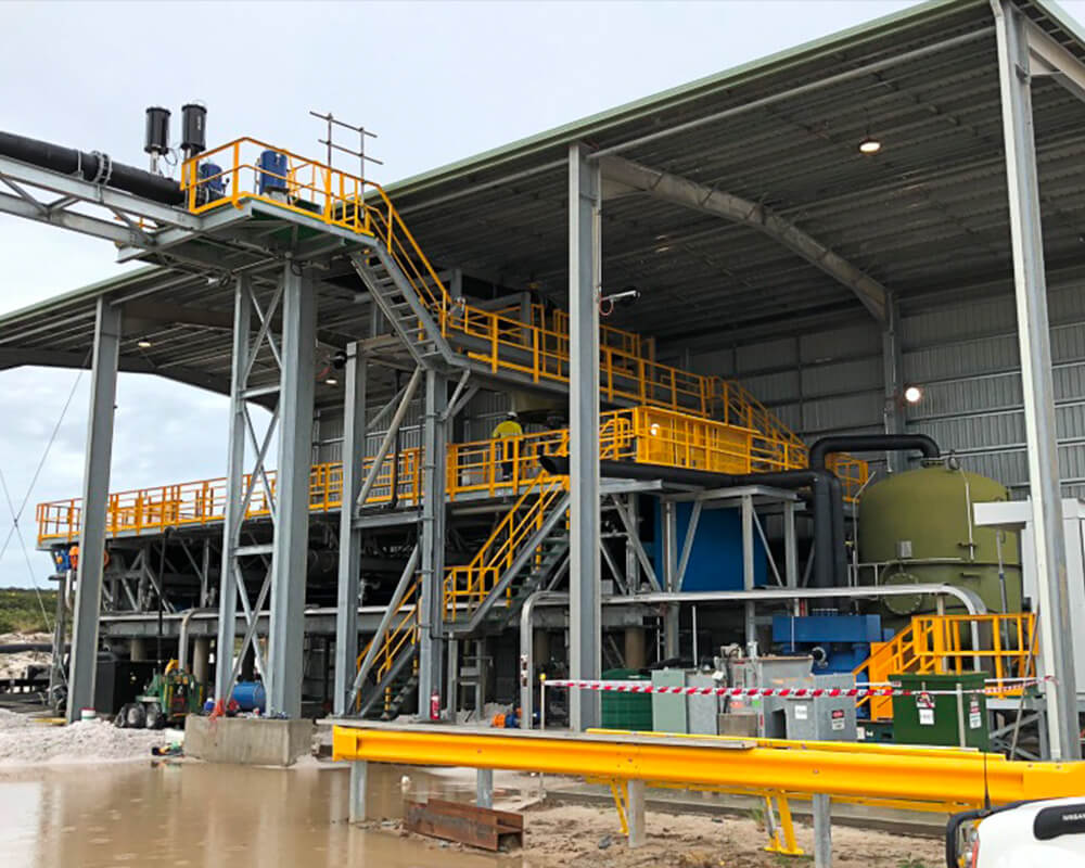 Jord Concentrate Dewatering Facility Queensland C6440